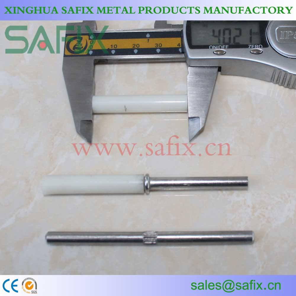 SS304/316 Flanged Pin,Marble Fixing Pin,Stone Fixing Pin for Wall Cladding Fixation