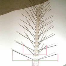 High Quality 32cm Plastic Base Stainless Steel 304 Bird Spike