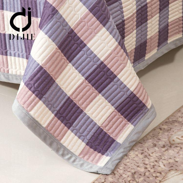 Precio barato al por mayor de lujo gruesa caliente barato de lana polar Pakistán Manta