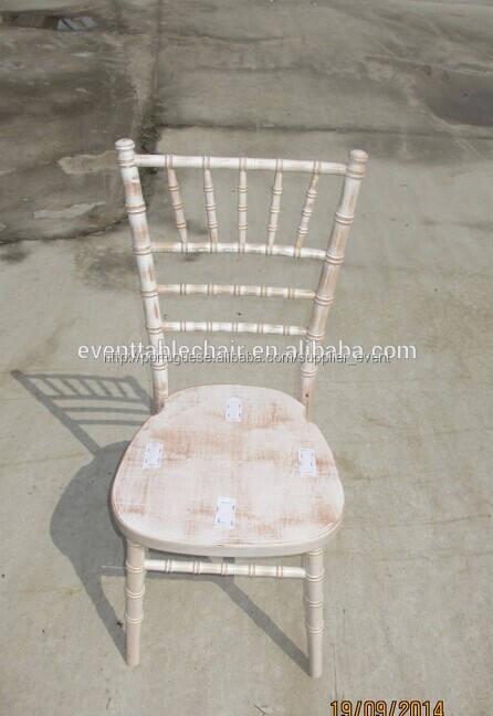 empilhável madeira de faia caiação banquetes chiavari cadeira