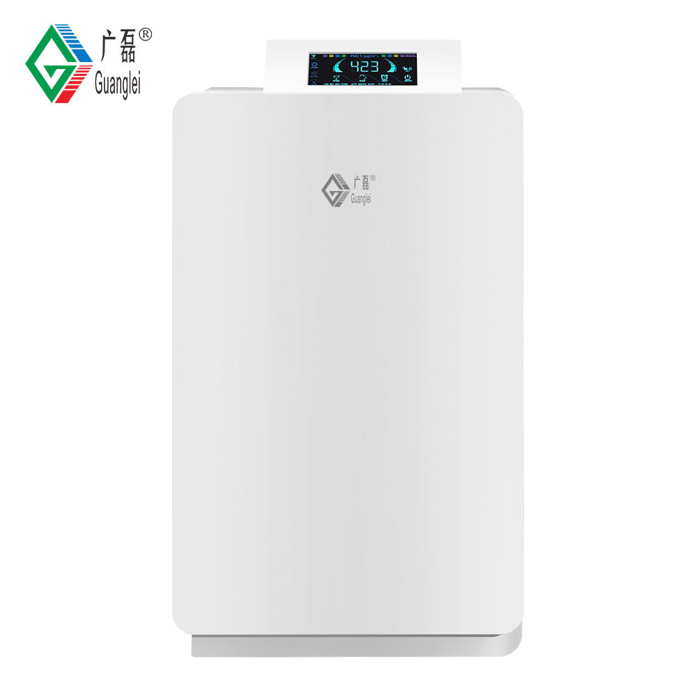 Indoor air purifier HEPA filter 9 stage purification Wifi optional