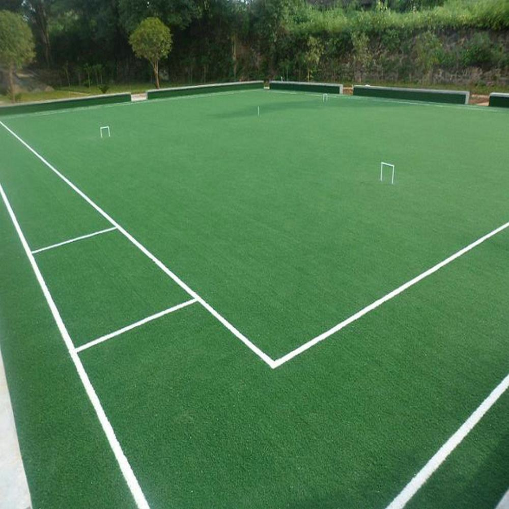Cinese erba artificiale basket tennis turf sport