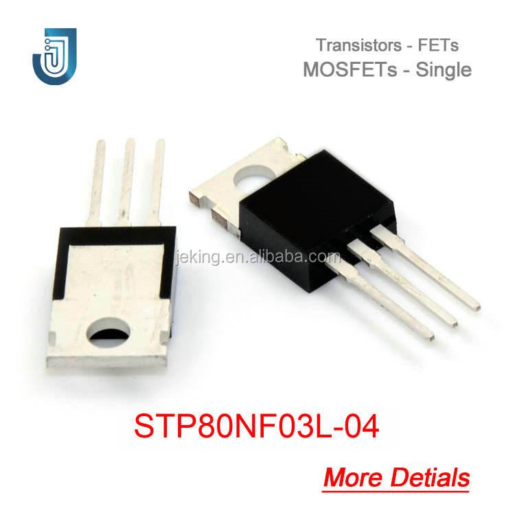 STP80NF03L-04   TRANSISTOR