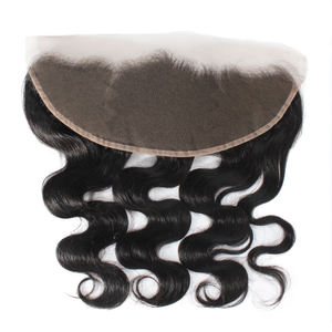 Customize 100% Virgin Indian Human Hair Hd Swiss Invisible Lace Frontal