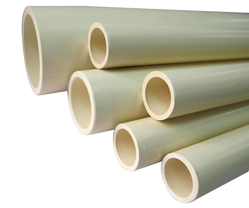 "Hot Selling 3"" 4"" 5"" inch Underground Drain PN6.3 8 10 16 UPVC Pipes for Water Supply Land Drainage & Sewage"