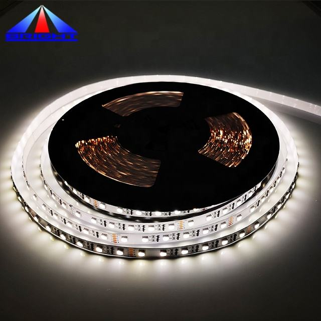 4 in 1 RGB + W LED 빛 strip 60SMD led strip constant current 5050 rgbw led strip 대 한 실 내용