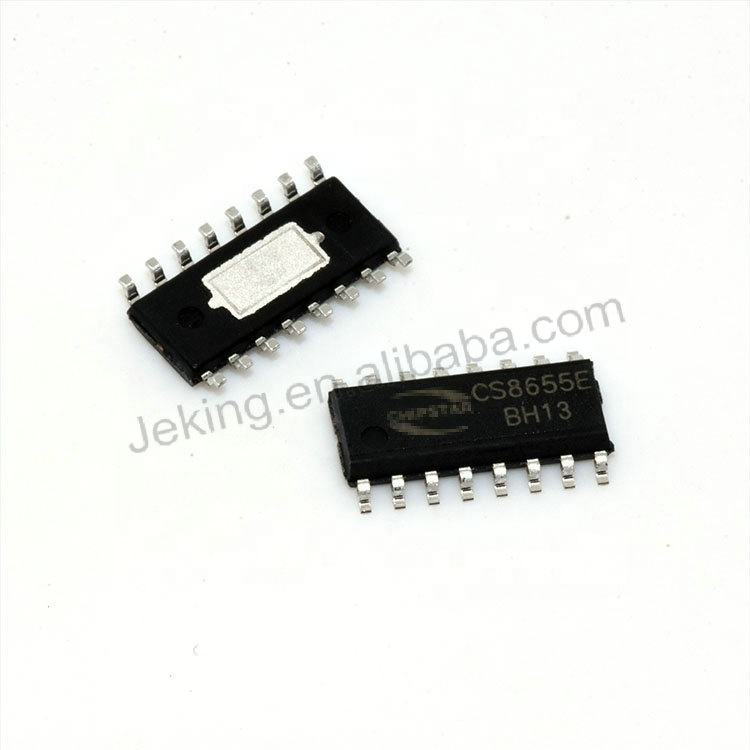 High Quality CS8655 IC Class D amplifier SOP-16 CS8655E