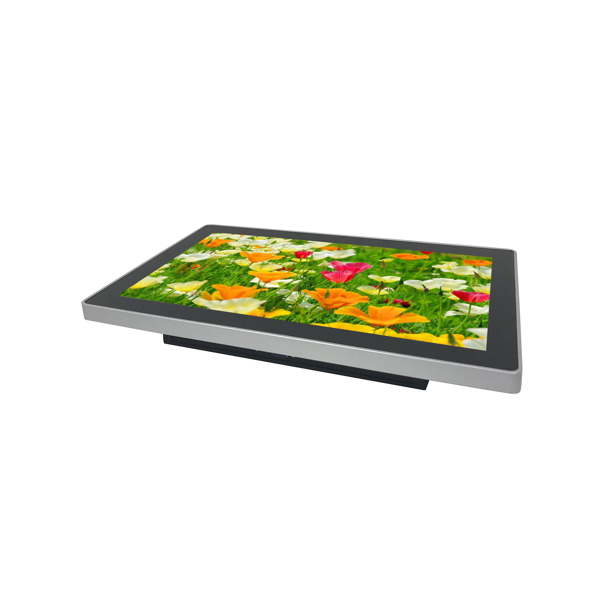 18.5 Inch Capacitive Touchscreen LED LCD Monitor w/ HD VGA DVI Inputs