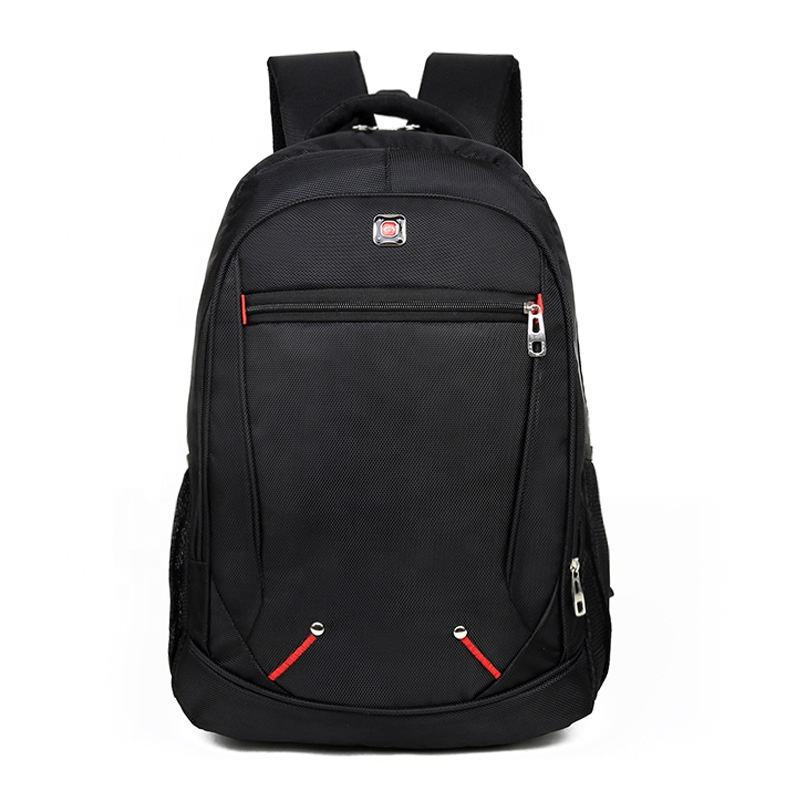 Hot selling wholesale men laptop Nylon backpack OEM school Backpack bag