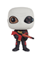 Promotion Gift 3D Plastic PVC Human Figurine Baby Kids Collection Play Decoration Cartoon Character Deadshot Figure Toy