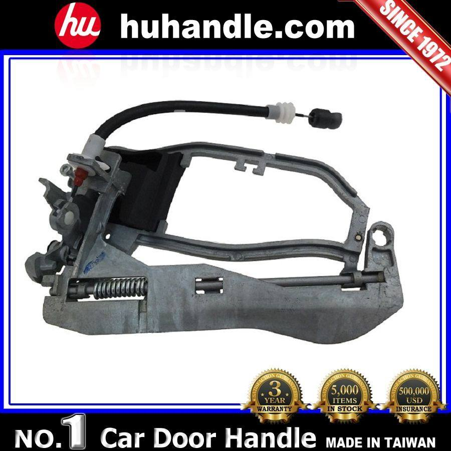 AM Front,Left Driver Side DOOR OUTER HANDLE For BMW X5 51218243615 VAQ2