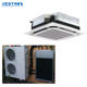 Solar Air Conditioner Solar 24v DC Multi-fold Heat Exchanger Solar Air Conditioner Cooling