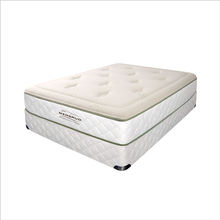 7-zone pocket spring foam mattress and box spring