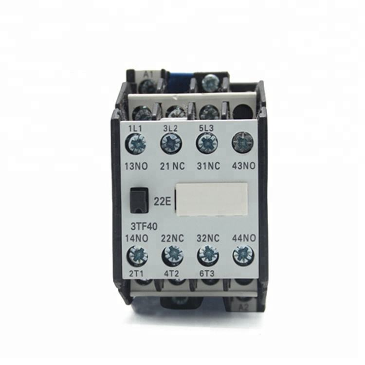 3TF-40 Copper Wire 30% Silver Point Magnetic Contactors