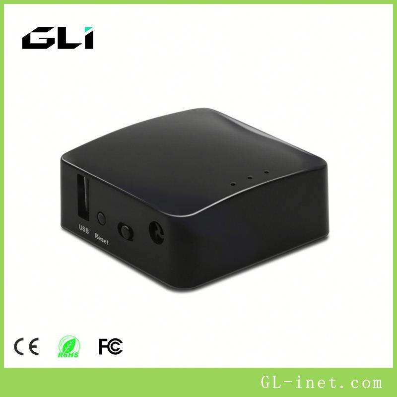 GL-MT300N Router Otobüs 192.168.1.1 Wifi Usb Tf Ile 2.0 Port