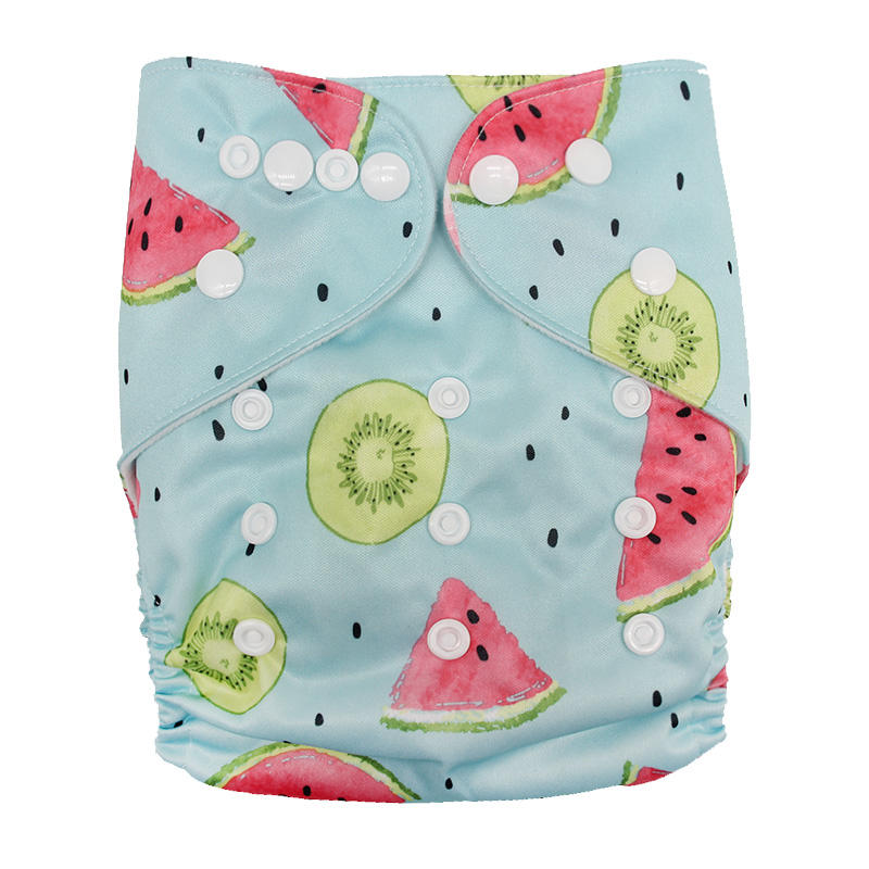 New custom design cloth diapers washable pocket cloth diapers adjustable cloth reusable diapers