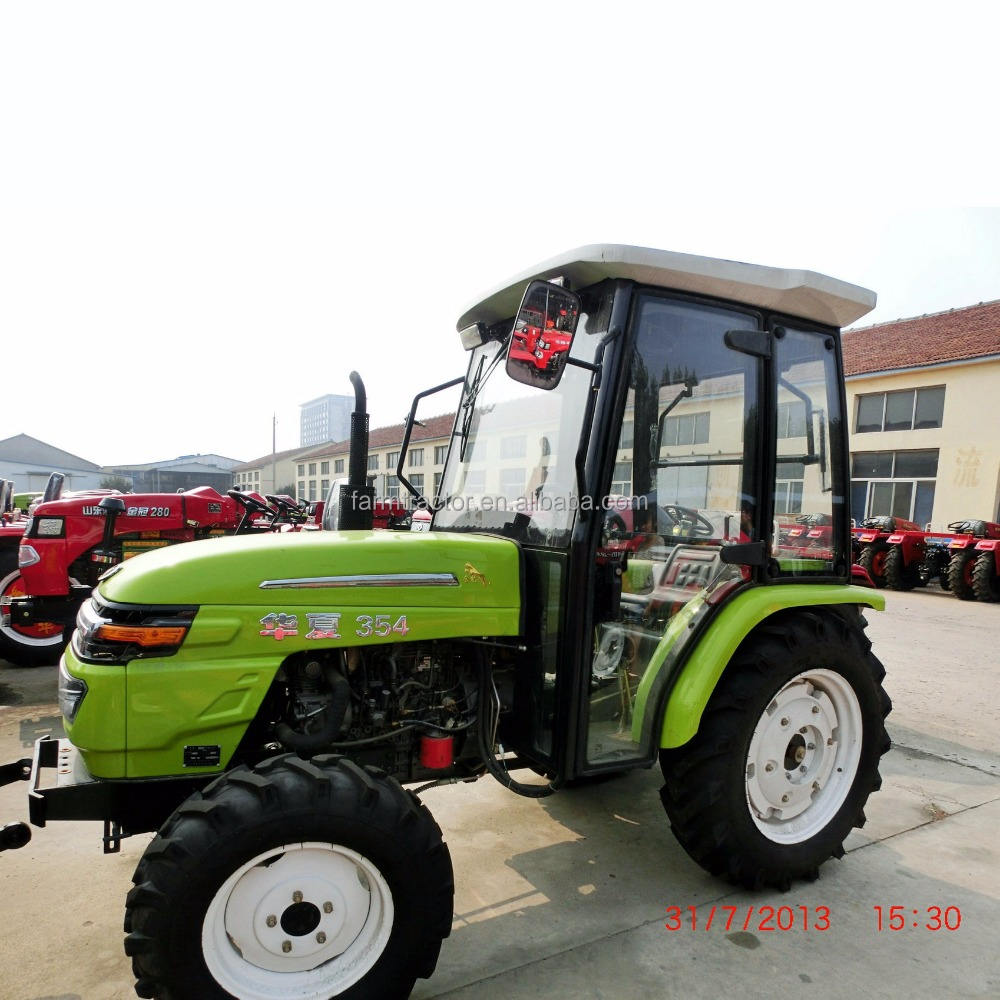 top quality 30hp 35hp 4wd cheap small big farm equipment