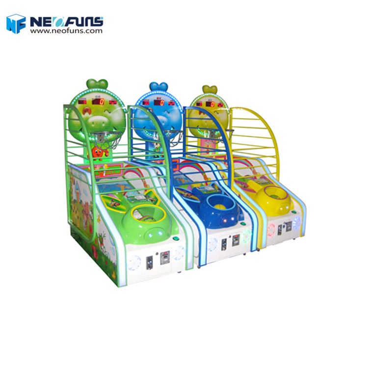 Indoor Basketball Shooting Machine for Kids Mini Basketball Game Machine Basketball shooting Machine for Children