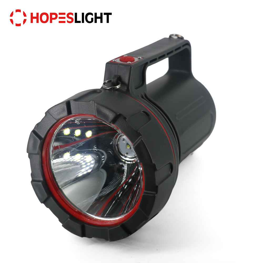 IP66 Explosion Proof Search Light Hand Held Tactical Spotlight for exploring, camping, patrolling, hunting, hiking, searching