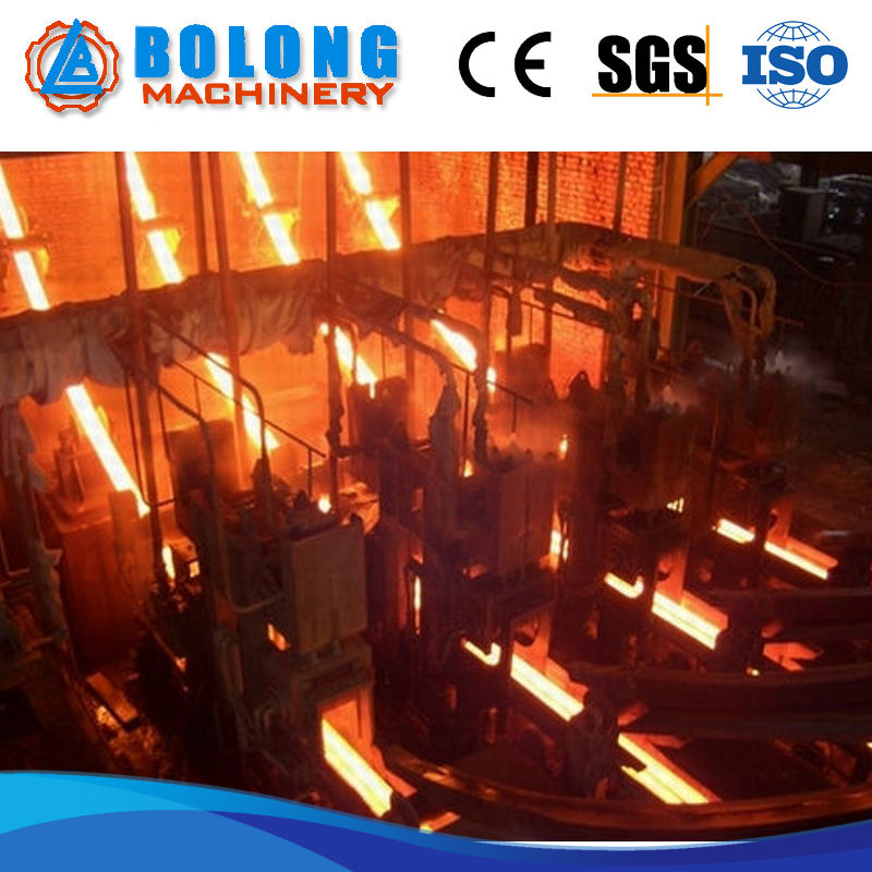 China Leading Manufacturer Ingot Iron Casting Machine