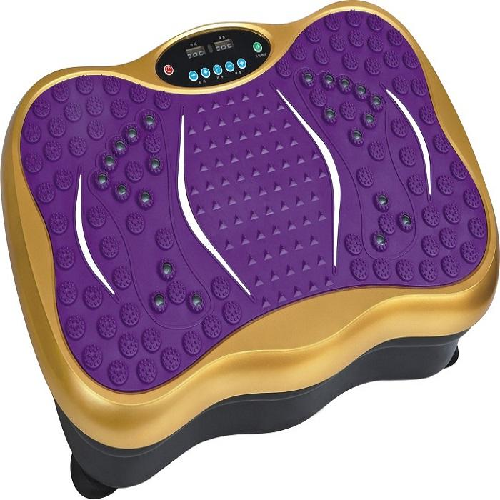 Fitness Whole Body Vibration Platform <span class=keywords><strong>Machine</strong></span> Trilplaat Crazy <span class=keywords><strong>Fit</strong></span> Massage Oefening <span class=keywords><strong>Machine</strong></span> met Afstandsbediening