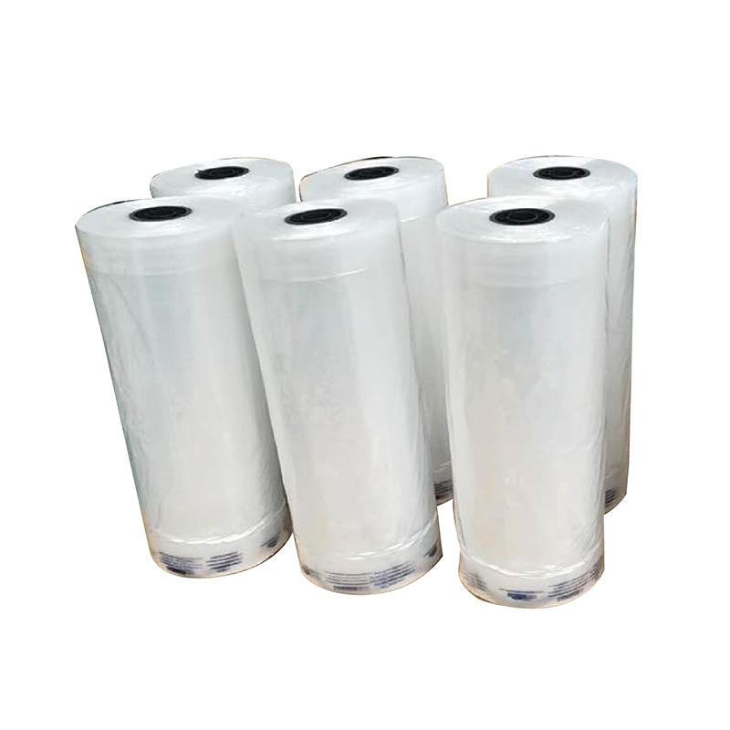 4000//Roll 3x4 Poly Autobag Four Star Plastic 2 Rolls