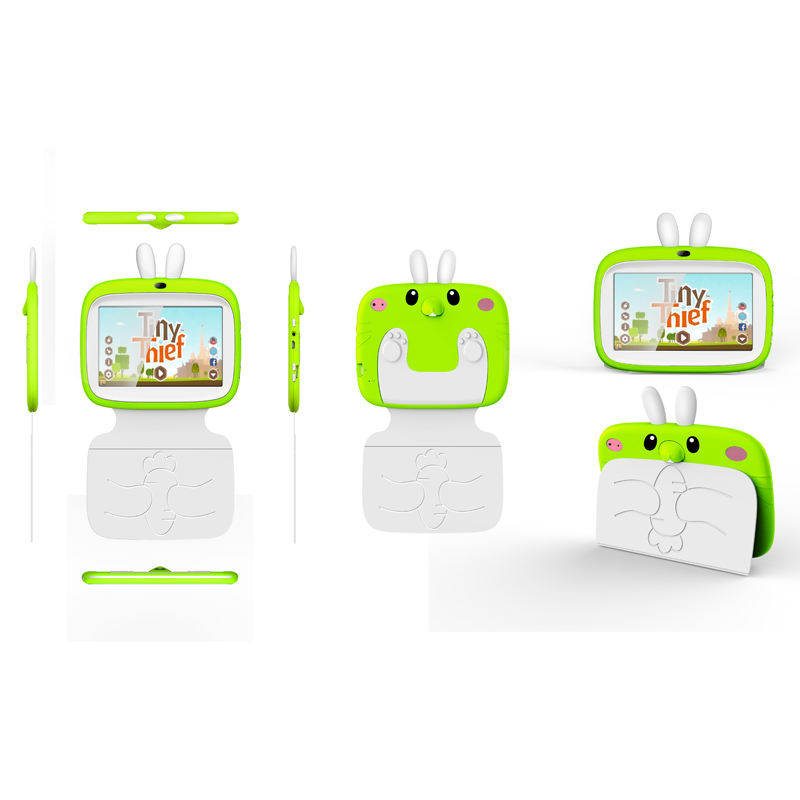 "Universal Education Children Mini Tablet Android Tablet Pc 7"" For Kids"