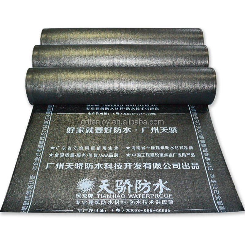 PY G PYG Reinforcement 3 4 5 MM SBS Modified Bitumen Waterproof Membrane