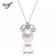 Wholesale Alibaba 925 Silver Jewelry Pearl Pendant Designs With Aries