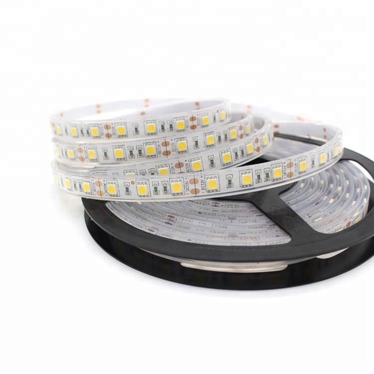 Silicon Rubber IP68 Bendable led strip