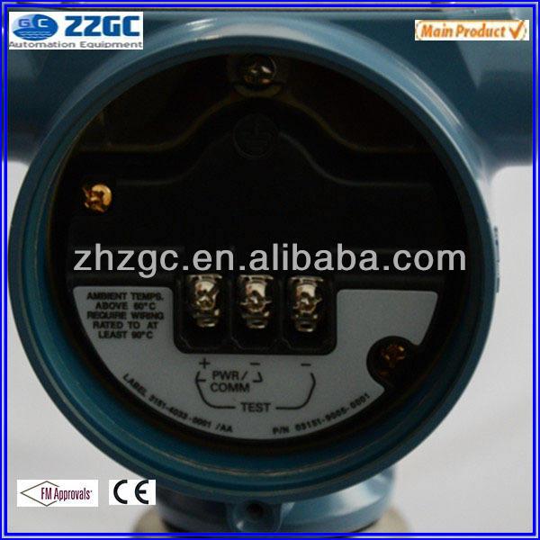 caliente la venta de rosemount 3051s de nivel de líquido transmisor de presión