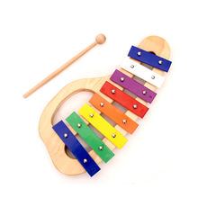 High Quality Orff Music Eight notes Hand musical knock instrument