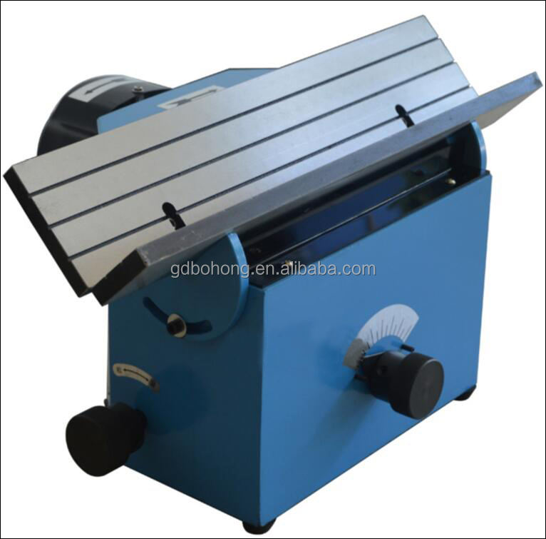 V Type Mill Cutter Steel Chamfer Machine