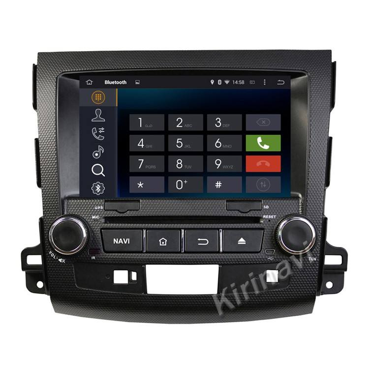Kirinavi WC-MO8063 Android 5.1 dell'automobile per mitsubishi outlander 2006-2012 car dvd canbus multimediale mp3/mp4 player auto stereo