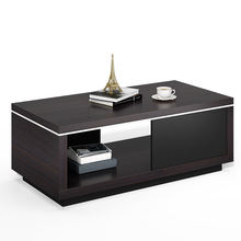 Hot-selling modern design wooden tea table