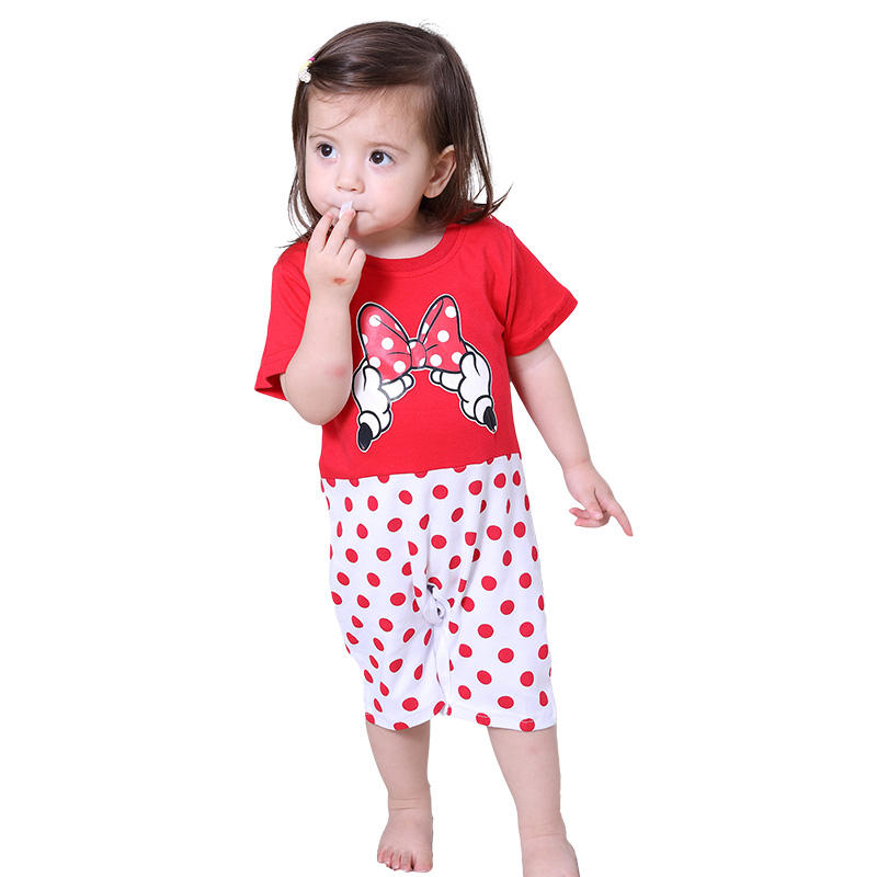 China Petelulu 0-2 Years Infants & Toddlers Jumpsuit Romper Customized Pattern Baby Grows Baby Suits