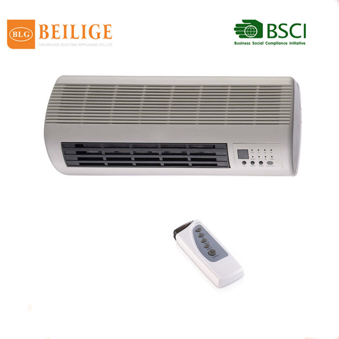 Trade Assurance High Quality Guarantee CE CB GS ROHS Approved 1000W/2000W ceramic electric PTC heater Split fan heater