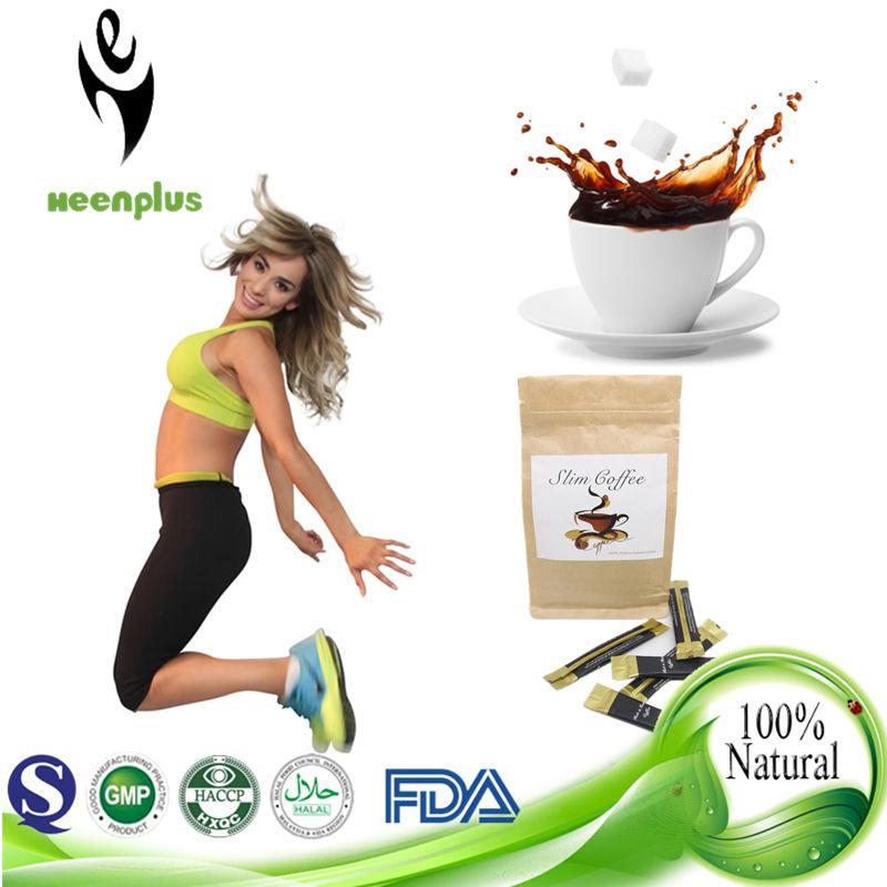 Ganoderma Lucidum Organic Slim Green Coffee with Phaseolamin