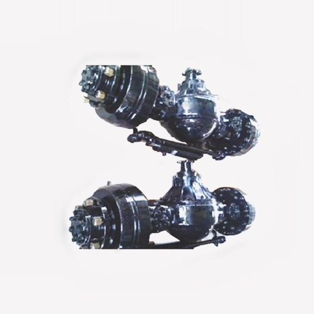 High Quality for 4WD wet front axle assembly