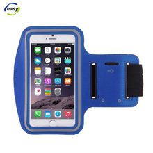 Adjustable cell phone sports running armband for iphone