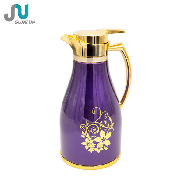 0.7L, 1.0L Middle East glass refill arabian coffee pot (JGHY)