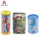 China Wholesale OEM Customized Can Tin Coin Bank with Factory Price