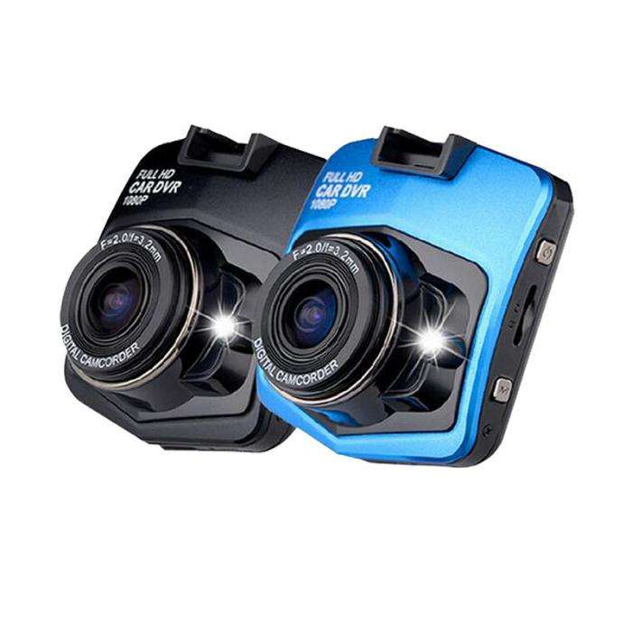 Full HD 1080P vehículo blackbox DVR de coche GT300 dash cam 1080p 1080n dvr Video grabadora