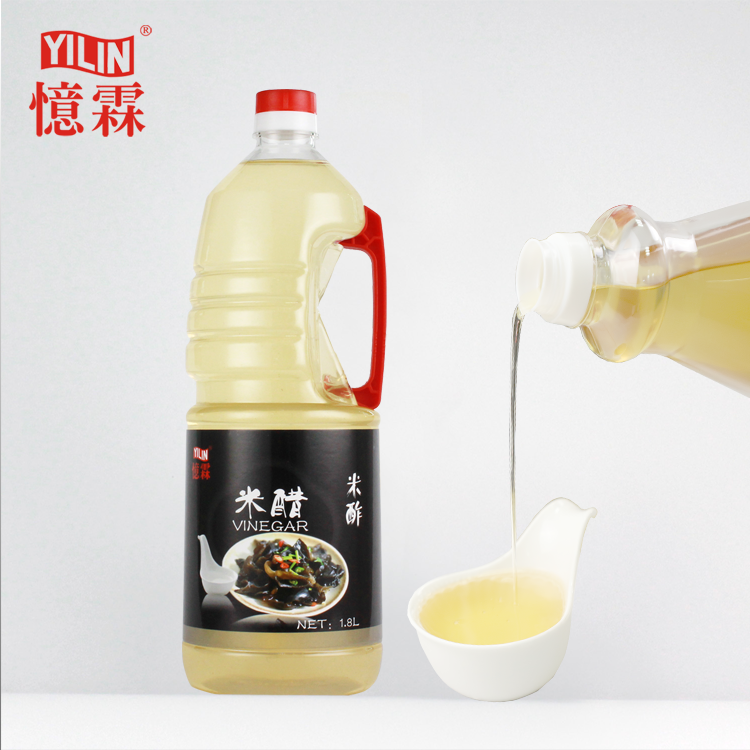 Chinese factory 100% pure cooking rice vinegar with high quality