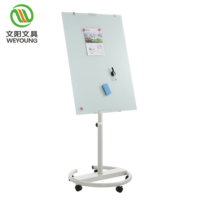 Custom free 서 mobile flip chart (gorilla glass) 화이트 보드 와 서 대 한 kids