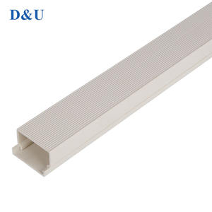 Plastic Wiring Duct Cable Protection Cover Pvc Electrical Trunking