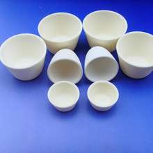 Zirconia Pot for casting melting ZrO zirconium oxide Ceramic Crucible