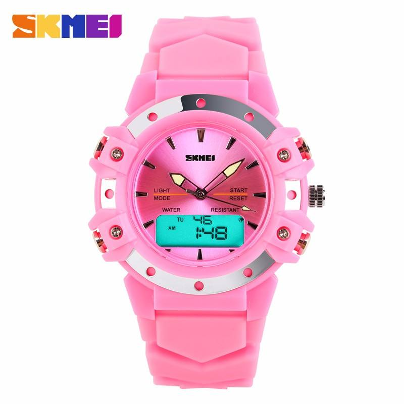 SKMEI 0821 Colorful style nickel free wrist outdoor led unisex digital watch instruct