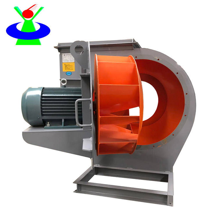 China Factory Ventilation Dust Removal Centrifugal Blower Fan