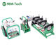 factory price portable pe pipe hydraulic butt welding machine
